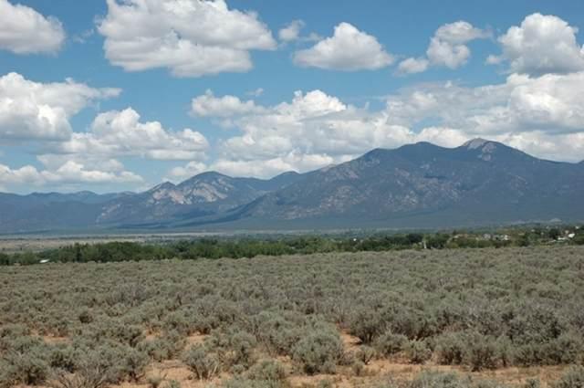 00 Cuchilla Road, Ranchos de Taos, NM 87557 (MLS #105320) :: Page Sullivan Group