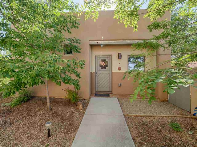 1040 Calle Palomita Unit 5, Taos, NM 87571 (MLS #105326) :: Page Sullivan Group