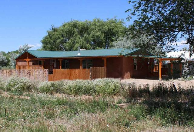 144 State Road 240, Ranchos de Taos, NM 87557 (MLS #105328) :: Page Sullivan Group