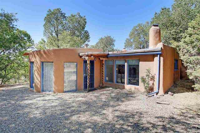 418 Valverde, Taos, NM 87571 (MLS #105331) :: Page Sullivan Group