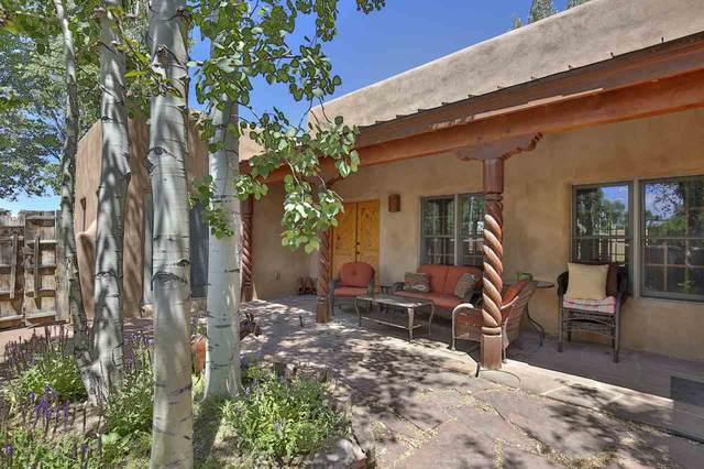 123B Carabajal Rd, Taos, NM 87571 (MLS #105341) :: Page Sullivan Group