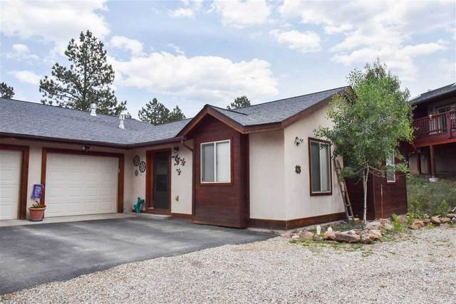 34 Clay Terrace, Angel Fire, NM 87110 (MLS #105346) :: Page Sullivan Group