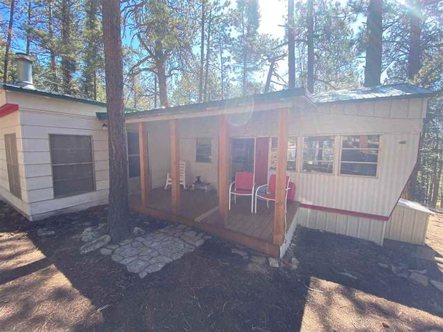 76 Enchanted Dr, Eagle Nest, NM 87718 (MLS #105350) :: Angel Fire Real Estate & Land Co.