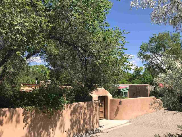 401 Geronimo, Taos, NM 87571 (MLS #105358) :: Angel Fire Real Estate & Land Co.