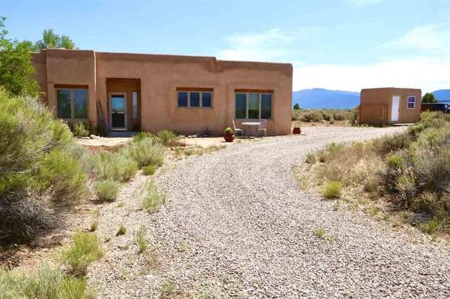 222 Cuchilla Road, Taos, NM 87557 (MLS #105364) :: Page Sullivan Group
