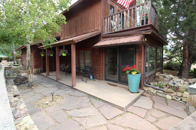102 Orofino Tr, Red River, NM 87558 (MLS #105370) :: Angel Fire Real Estate & Land Co.