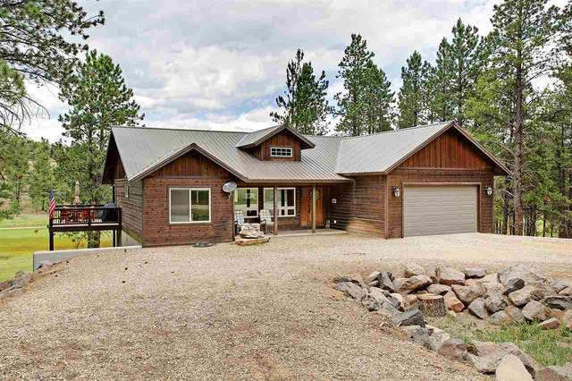 72 Spyglass Hill Rd, Angel Fire, NM 87710 (MLS #105372) :: Angel Fire Real Estate & Land Co.