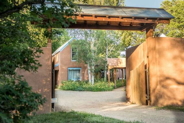 375 Upper Ranchitos Road, Taos, NM 87571 (MLS #105376) :: Angel Fire Real Estate & Land Co.