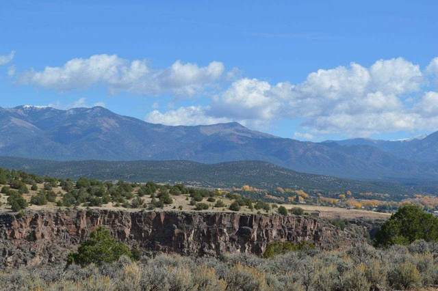 Los Rios Road, Taos, NM 87571 (MLS #105380) :: The Chisum Realty Group