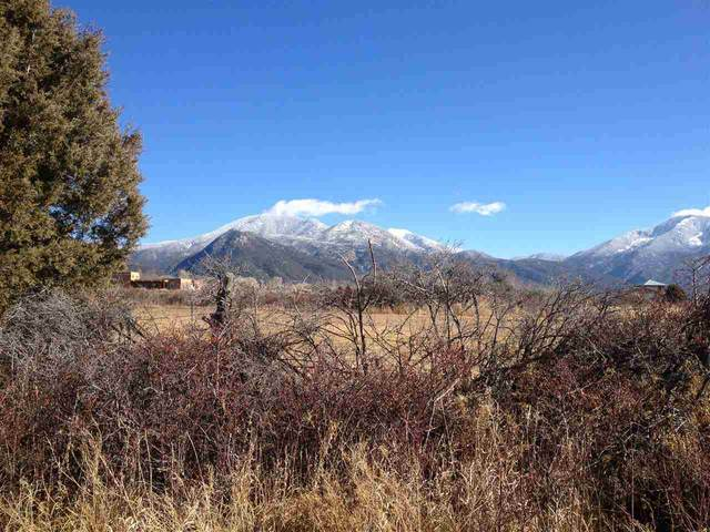 La Canada Road, Arroyo Seco, NM 87514 (MLS #105389) :: The Chisum Realty Group