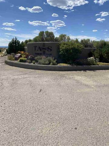 Lot 33 Taos Country Club, Ranchos de Taos, NM 87557 (MLS #105395) :: The Chisum Realty Group