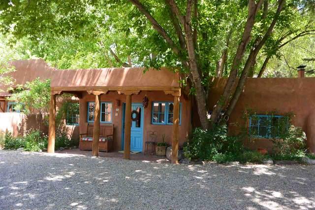 416 Liebert Street, Taos, NM 87571 (MLS #105397) :: Angel Fire Real Estate & Land Co.