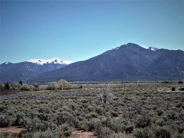 24 Cresta De La Luna Road, El Prado, NM 87529 (MLS #105408) :: Angel Fire Real Estate & Land Co.