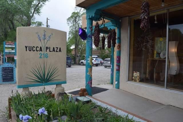216 Paseo Del Pueblo Norte, Taos, NM 87571 (MLS #105409) :: Page Sullivan Group