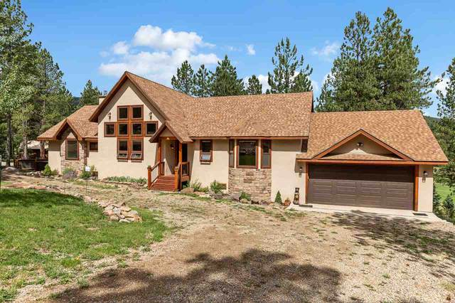 82 Spyglass Hill Rd, Angel Fire, NM 87711 (MLS #105445) :: The Chisum Realty Group