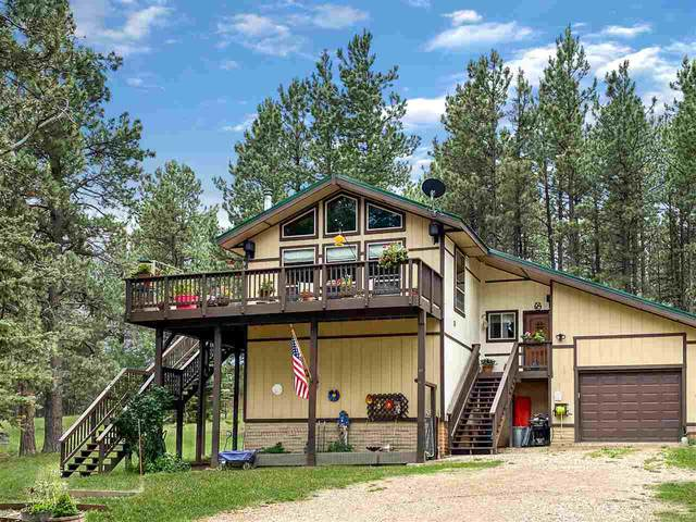 43 Via Del Rey, Angel Fire, NM 87710 (MLS #105446) :: The Chisum Realty Group