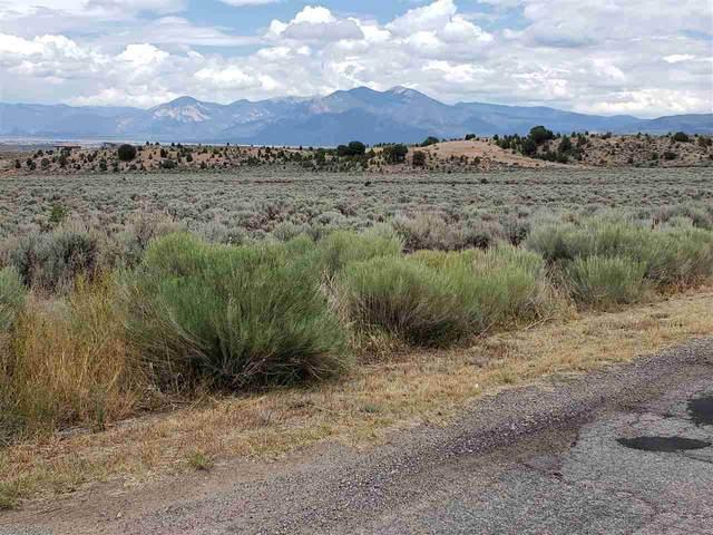 Corner C110 And Adams Road, Ranchos de Taos, NM 87557 (MLS #105447) :: Page Sullivan Group