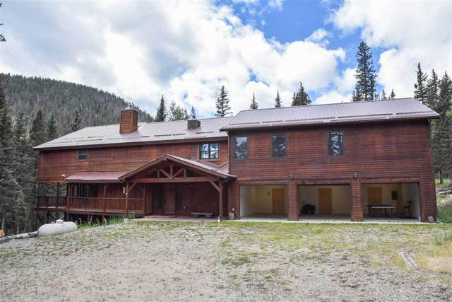 542 Hwy 578, Red River, NM 87558 (MLS #105458) :: The Chisum Realty Group