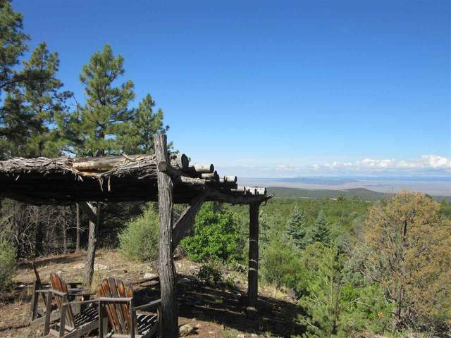 Dh Lawrence Road, San Cristobal, NM 87564 (MLS #105465) :: Page Sullivan Group