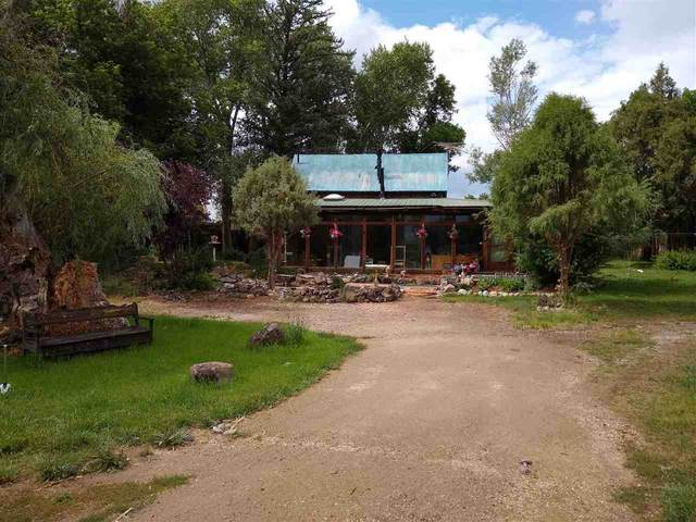 257 Sr 240, Taos, NM 87571 (MLS #105477) :: Page Sullivan Group