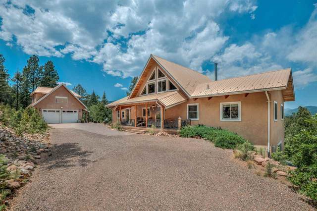 12 Calle Del Tecolote, Rociada, NM 87742 (MLS #105478) :: Chisum Realty Group