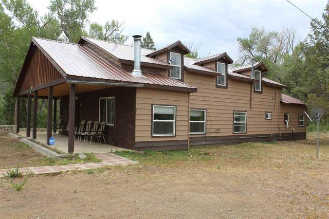 03 Kiowa Rd, Questa, NM 87556 (MLS #105483) :: Page Sullivan Group