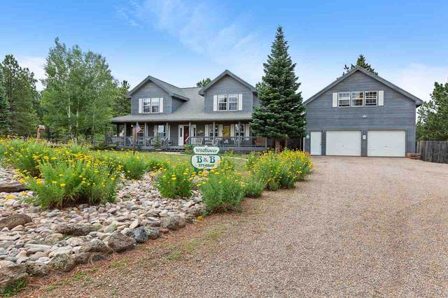 40 Halo Pines Terrace, Angel Fire, NM 87710 (MLS #105491) :: Page Sullivan Group