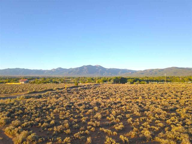 Tract F Lot 2 West Romero Road, Taos, NM 87571 (MLS #105493) :: Page Sullivan Group