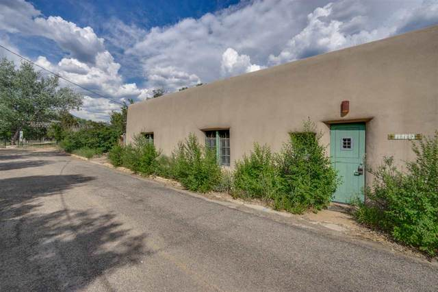 119 Dragoon, Taos, NM 87514 (MLS #105503) :: Angel Fire Real Estate & Land Co.