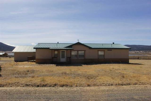 575 Lake Ave, Eagle Nest, NM 87718 (MLS #105522) :: Page Sullivan Group