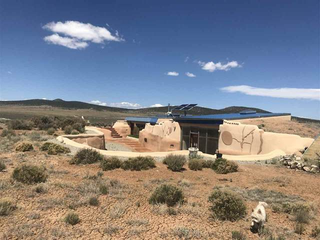 20 N Lemuria, Tres Piedras, NM 87557 (MLS #105525) :: The Chisum Realty Group