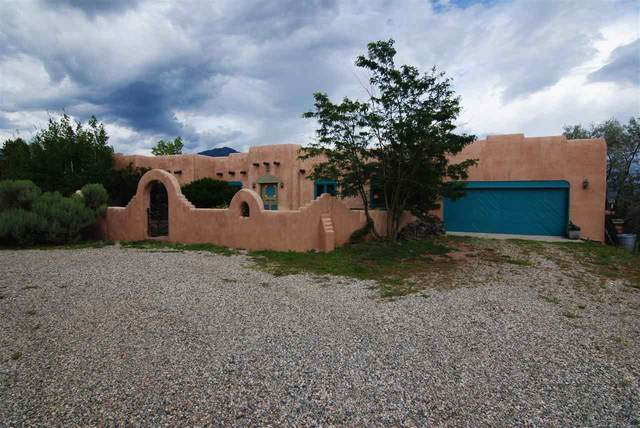 8 Comanche, El Prado, NM 87529 (MLS #105532) :: Page Sullivan Group