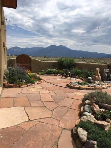 23 Conejito Lane, Taos, NM 87529 (MLS #105533) :: Angel Fire Real Estate & Land Co.