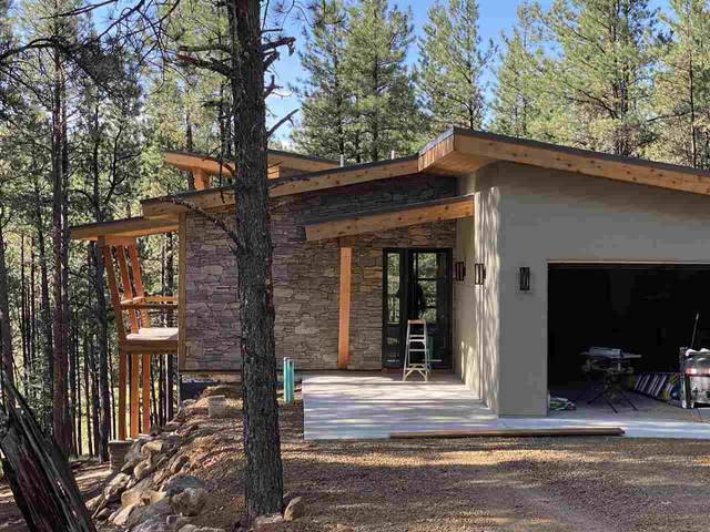 52 San Juan Drive, Angel Fire, NM 87710 (MLS #105534) :: The Chisum Realty Group