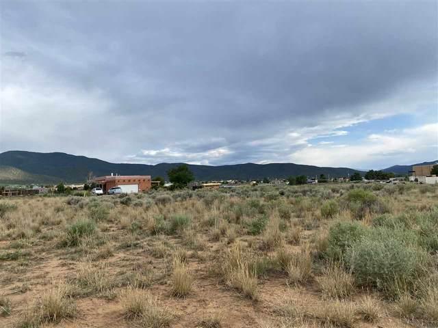 Camino De Santiago, Taos, NM 87571 (MLS #105535) :: Page Sullivan Group