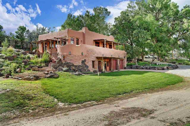 345 Lower Ranchitos Road, Taos, NM 87571 (MLS #105543) :: Page Sullivan Group