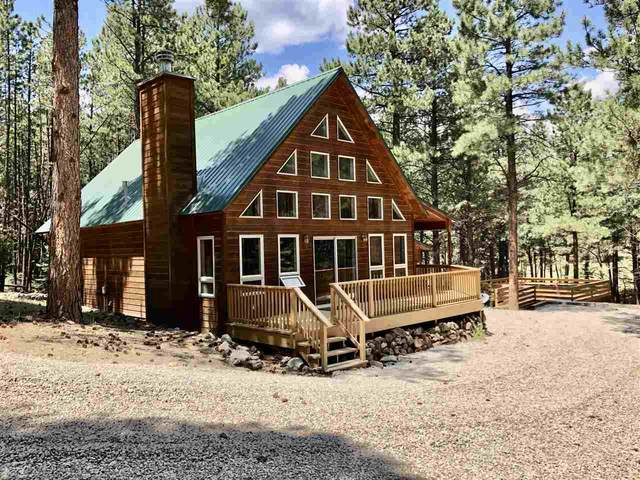 20 Conchas Drive, Angel Fire, NM 87710 (MLS #105547) :: Page Sullivan Group
