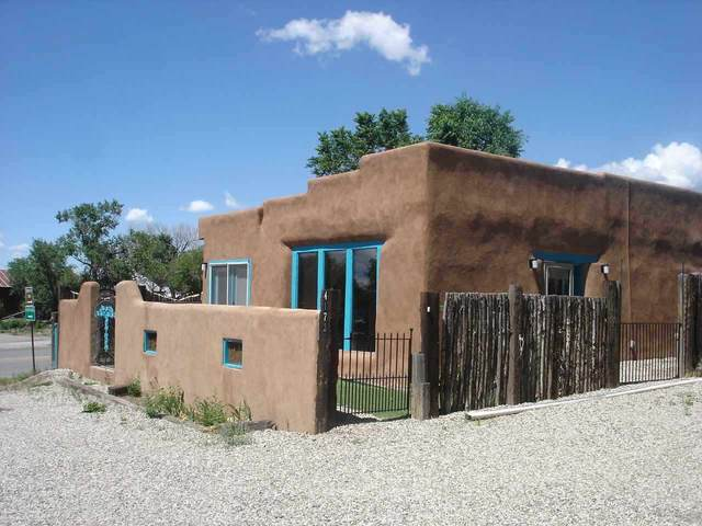 4173 State Road 68, Ranchos de Taos, NM 87557 (MLS #105552) :: Page Sullivan Group