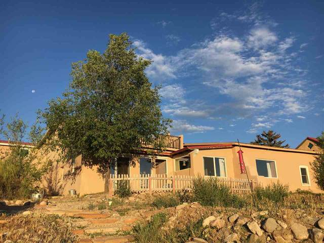 38 Leyba Arroyo Road, Taos, NM 87557 (MLS #105553) :: Page Sullivan Group
