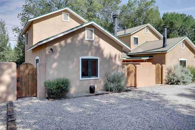 518 Dolan Unit F, Taos, NM 87571 (MLS #105558) :: Page Sullivan Group