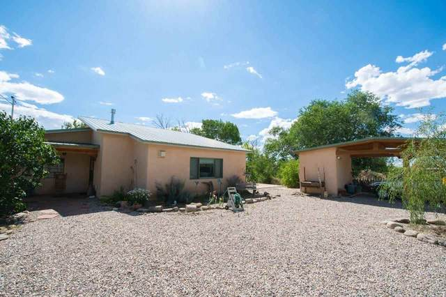 814 Kit Carson Rd, Taos, NM 87571 (MLS #105563) :: Page Sullivan Group