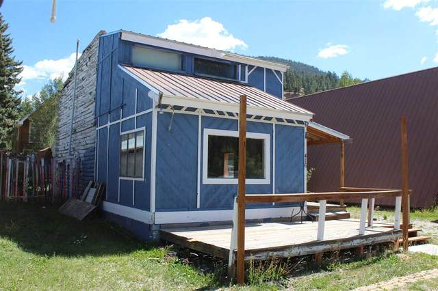 416 E Main, Red River, NM 87558 (MLS #105567) :: Page Sullivan Group