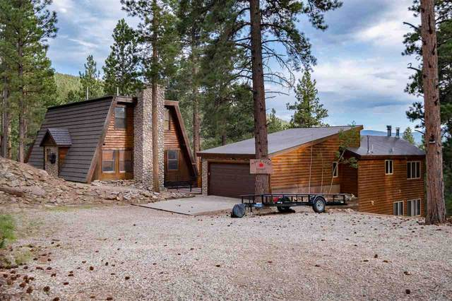 100 El Camino Real, Angel Fire, NM 87710 (MLS #105569) :: Page Sullivan Group