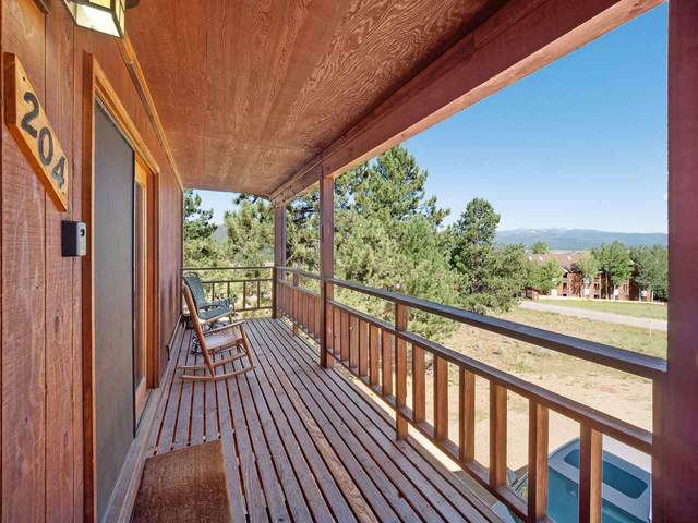 20 Squaw Valley Ln Timberline 204, Angel Fire, NM 87710 (MLS #105571) :: Page Sullivan Group
