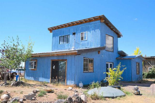 27 Blanco Road, Tres Piedras, NM 87577 (MLS #105594) :: Chisum Realty Group