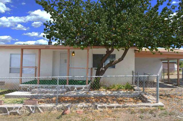 2715 State Road 76, Chamisal, NM 87521 (MLS #105630) :: Angel Fire Real Estate & Land Co.