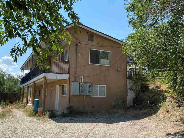 21 Hot Spring Rd Old State Hwy 382, Ranchos de Taos, NM 87571 (MLS #105667) :: Page Sullivan Group