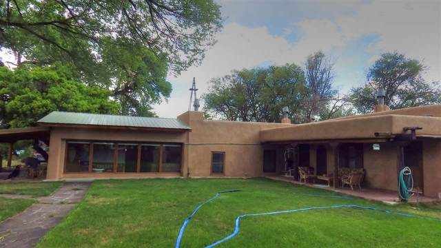 35396 Hwy 285, ojo caliente, NM 87549 (MLS #105668) :: Angel Fire Real Estate & Land Co.