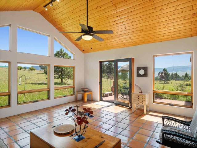 64 Country Club Rd, Angel Fire, NM 87710 (MLS #105675) :: Angel Fire Real Estate & Land Co.