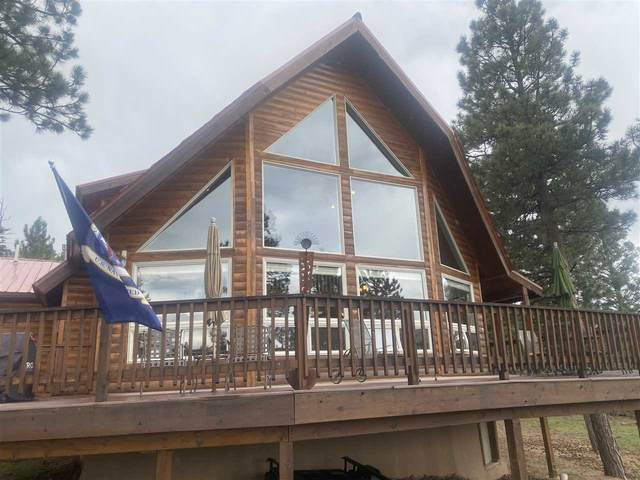 33 Luna Dr, Angel Fire, NM 87710 (MLS #105683) :: The Chisum Realty Group